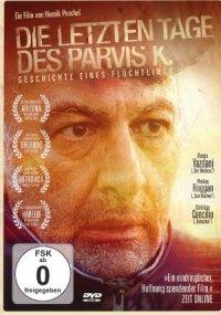 Die letzten Tage des Parvis K - DVD-Cover
