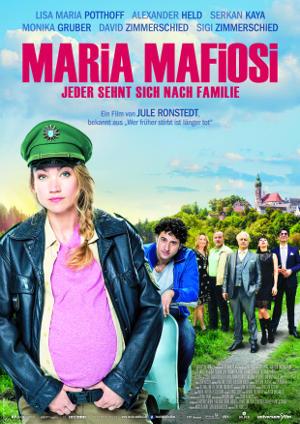Mari Mafiosi - Poster