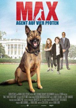 Max Agent auf vier Pfoten - Poster | Ein Hund rettet die Welt