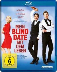 Mein Blind Date mit dem Leben - BD-Cover