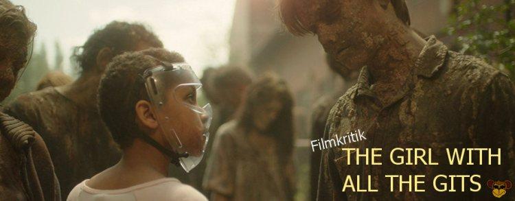 The Girl with all the gifts - Review | Ein Zombiefilm über ein kleines Mädchen