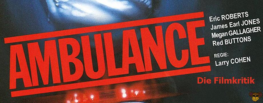 Ambulance - 1990 - Review | Ein Horrorfilm