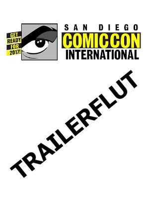 Comic Con San Diego 2017 - Trailer von der Convention: Marvel, DC, VINKINGS, THE WALKING DEAD