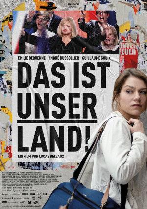 Das ist unser Land - Poster | Eine Politdrama
