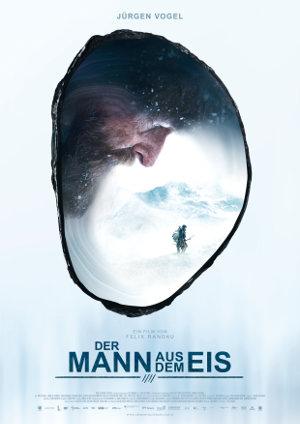 Der Mann aus dem Eis - Poster