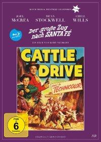 Der grosse Zug nach Santa Fe - Blu-Ray-Cover