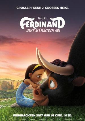 Ferdinand - Poster | Ein Film über einen großen Stier