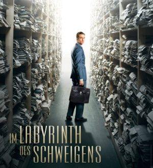 Im Labyrinth des Schweigens - Poster | Ein Justizdrama