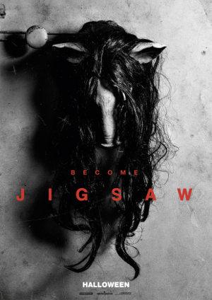 Jigsaw - Poster | der achte Teil einer Horrorfilm-Reihe
