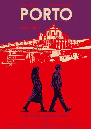 Porto - Poster | Eine unvergessliche Nacht zwischen zwei Menschen