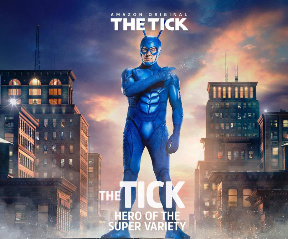 The Thick - Charakterposter