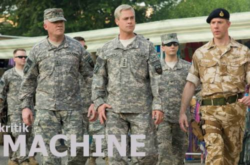 War Machine - Review | Eine Militär-Satire von Netflix