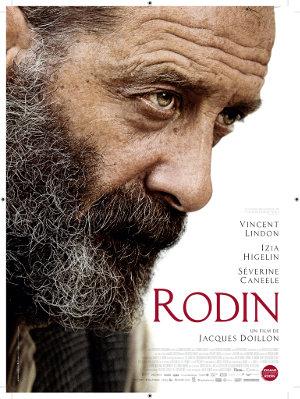 Auguste Rodin - Internationales Poster   Ein Film über einen Künstler