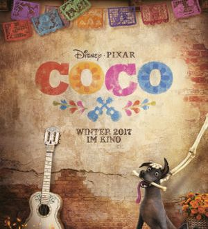 Coco - Poster | Portrait (COCO_001A_G - Domestic Teaser Poster )