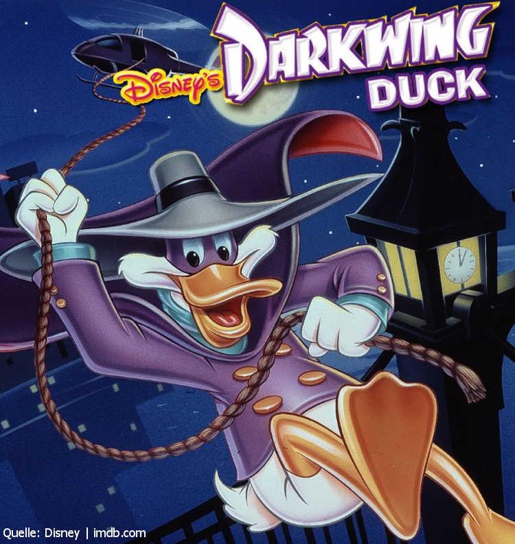 Darkwing Duck_1991_Copyright Disney