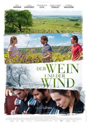 Der Wein und der Wind - Poster