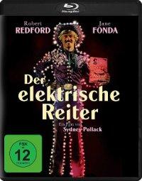 Der elektriche Reiter - Blu-Ray-Cover | Ab dem 10. August 2017 im Handel.