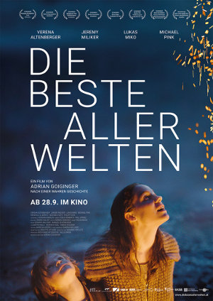 Die Beste aller Welten - Poster | Ein Drama über eine drogensüchtige Mutter