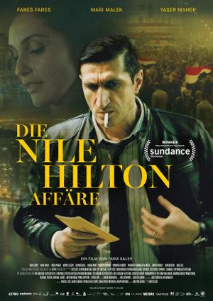 Die Nile Hilton Affäre - Poster | Ein Thriller nach einer wahren Geschichte