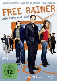 Free Rainer - DVD-Cover