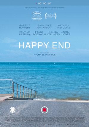 Happy End - Poster | Ein Familiendrama von Michael Haneke
