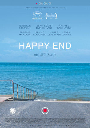 Happy End - Poster | Ein Familiendrama von Michael Haneke