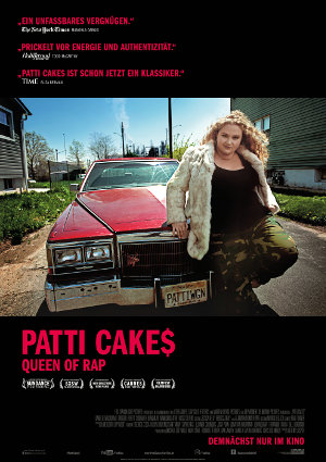 Pattie Cakes - Queen Of Rap - Poster