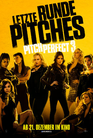 Pitch Perfect 3 - Poster