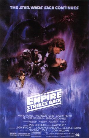 Star Wars - Das Imperium schlaegt zurueck