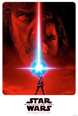 Star Wars Die Letzten Jedi - Poster | Der achte Teil der Science Fiction Saga