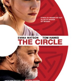 The Circle - poster | Ein Thriller mit Emma Watson und Tom Hanks