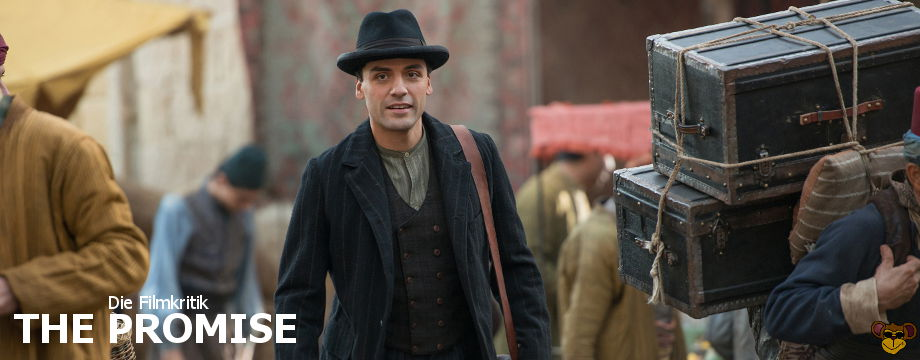 The Promise - Review | Drama mit Christian Bale und Oscar Isaac
