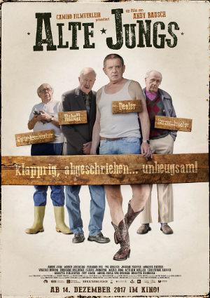 Alte Jungs - Poster | Komödie