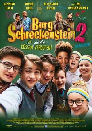 Burg Schreckenstein 2 - Poster