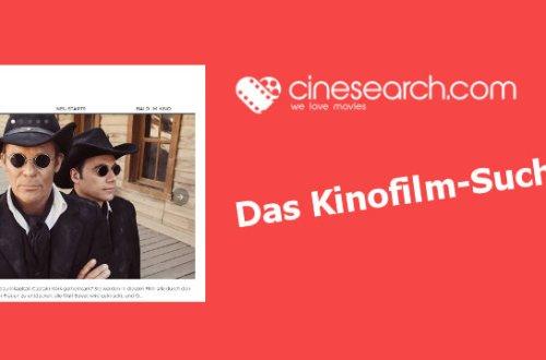 Cinesearch - das Kinofilm-Suchprotal im Test