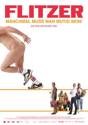 Flitzer - Poster   Eine Fußball-Komödie