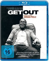Get Out - Blu-Ray-Cobver