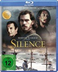 Silence - Blu-Ray-Cover