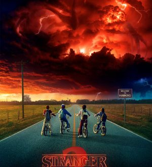 Stranger Things - Staffel 2 - Poster