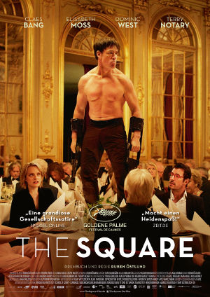 The Square - Poster
