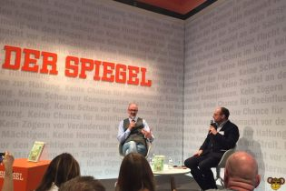 Frankfurter Buchmesse 2017 - Peter Wohlleben