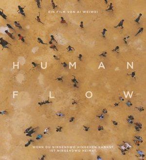 Human Flow - Poster | Ein Film von Ai Weiwei über moderne Völkerwanderungen