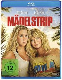 Mädelstrip - Blu-Ray-Cover | Komödie über Mutter und Tochter, die entführt werden