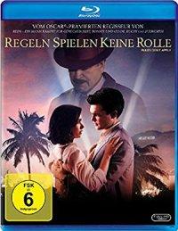 Regeln spielen keine Rolle- Blu-Ray-Cover | Liebesdrama von Warren Beatty