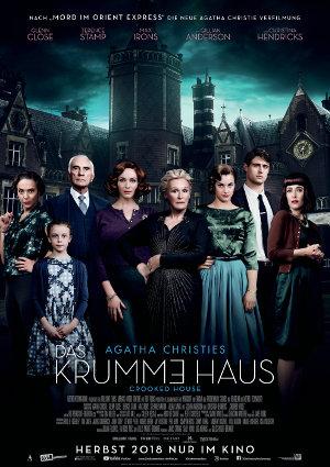 Das Krumme Haus - Poster | Thriller