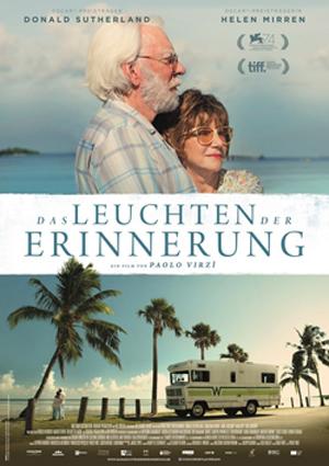 Das Leuchten der Erinnerung - Poster   Drama mit Helen Mirren und Donald Sutherland