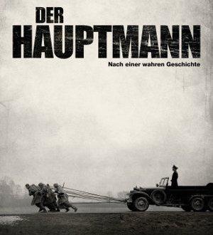 Der Hauptmann - Poster | Kriegsfilm