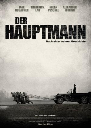Der Hauptmann - Poster   Kriegsfilm
