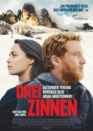 Drei Zinnen - Poster | Deutsches Familiendrama