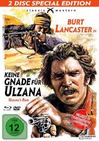 Keine Gnade für Ulzana - DVD-Cover | Mit Burt Lancaster